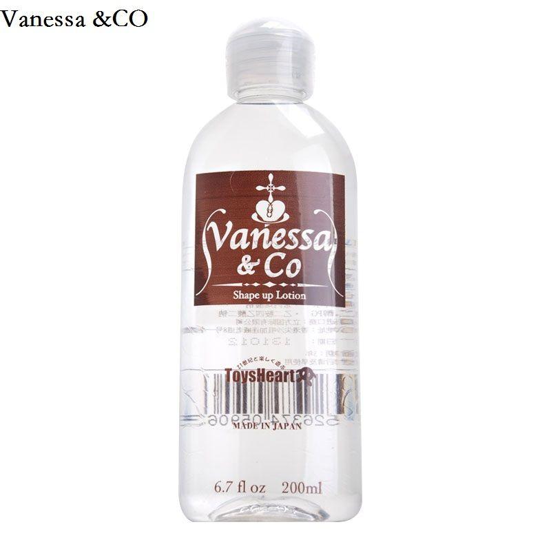 Vanessa & CO japon marque 200 ML lubrification soluble dans l'eau lubrifiant personnel huile lubrification sexuelle lubrifiant sexuel