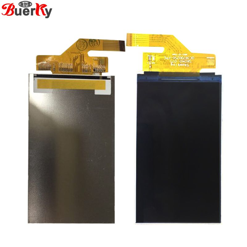 BKparts 100% Tested 1pcs new LCD For Micromax Bolt A79 LCD Display glass screen digitizer Replacement with Free Shipping