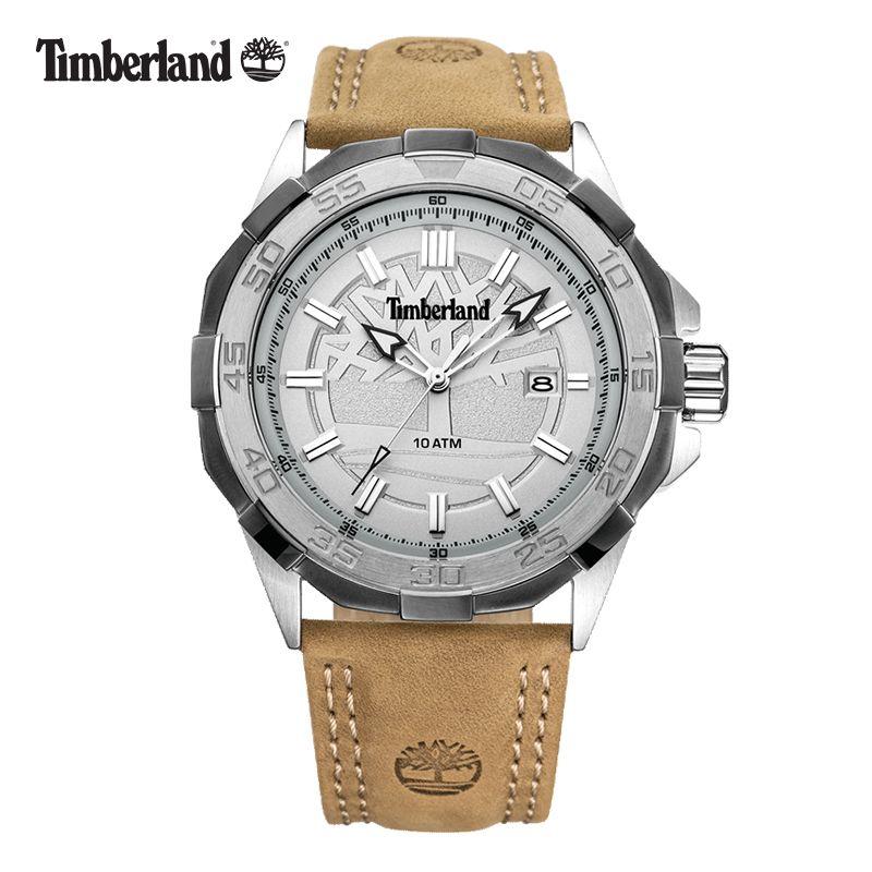 Timberland Watches Original Mens Quartz Hot Selling Multi-function Calendar Water Resistant to 330 Feet Men's Watch T14098