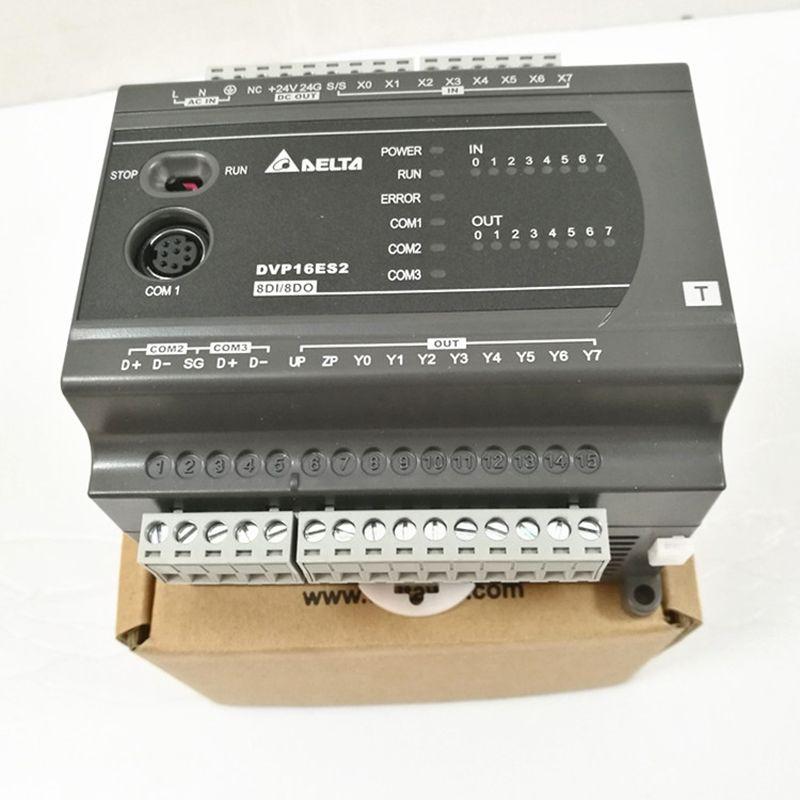 DELTA PLC ES2 Serial New And Original Programmable Logic Controller DVP16ES200R Y