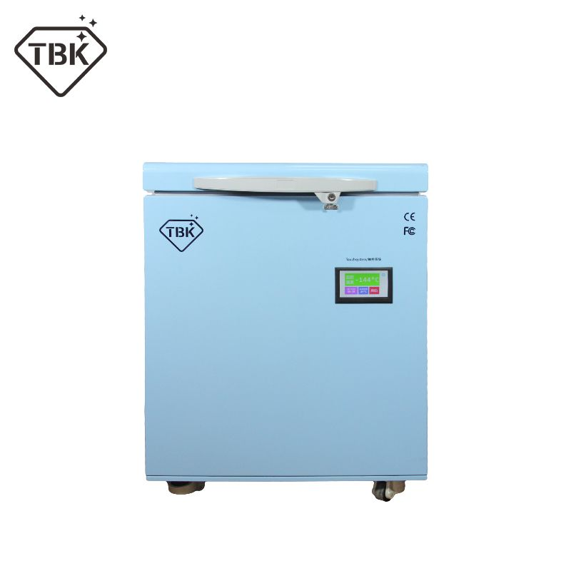TBK-598 New version freeze separator -180 degree frozen machine for Samsung S6 edge S7 S9 note 8 LCD Touch Screen repair