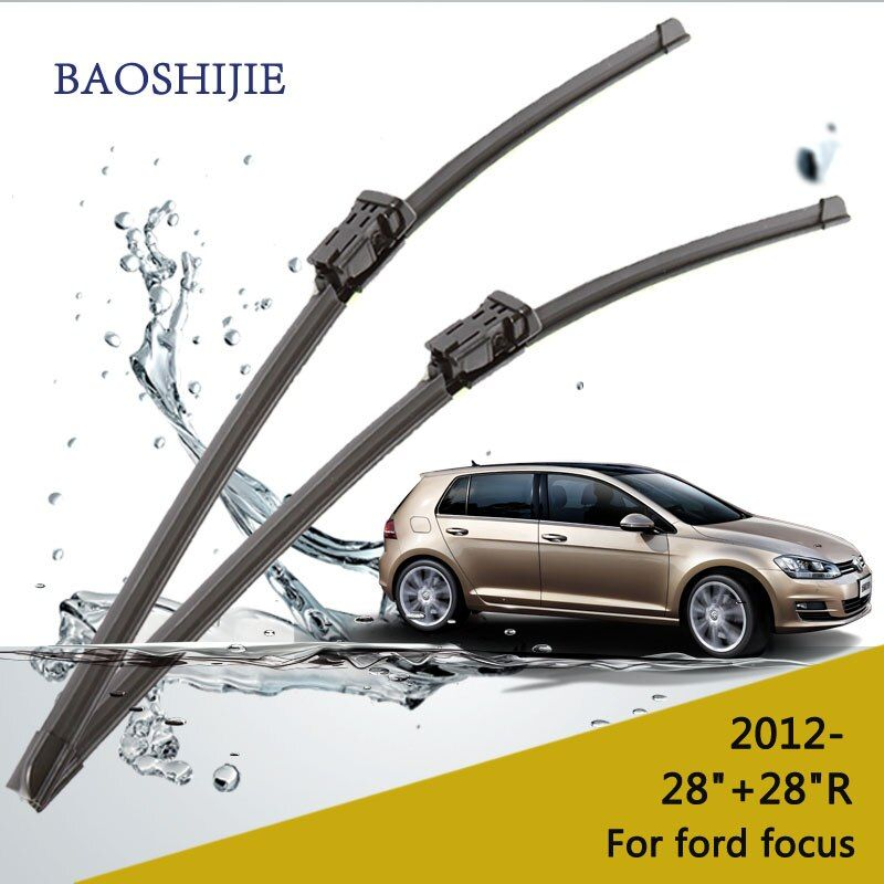 Wiper blades for Ford focus (from 2012 onwards) 28