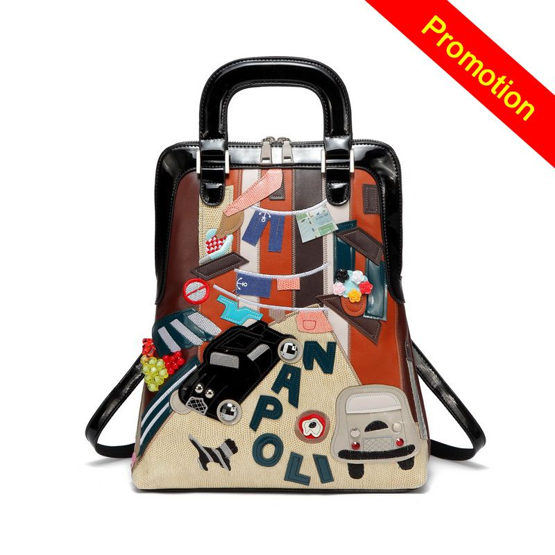 Myvision Fashion Women Backpack Feminine Double Shoulder Bags <font><b>Designer</b></font> School Backpacks Big Laptop Cat Backpack For Girl Travel