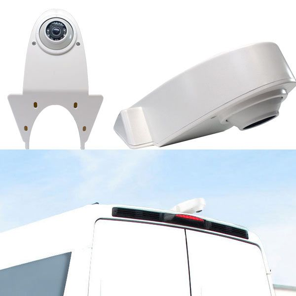 Auto transporter car rear view parking back up camera for Mercedes Benz Sprinter Vari Viano Vito waterproof VW Crafter T5 Master