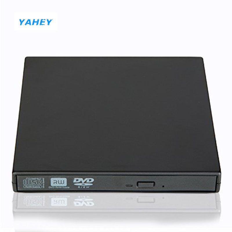USB 3.0 DVD Drive External Optical Drive DVD/CD RW Writer Recorder Burner DVD-ROM Player Portable for Laptop Desktop Windows 10