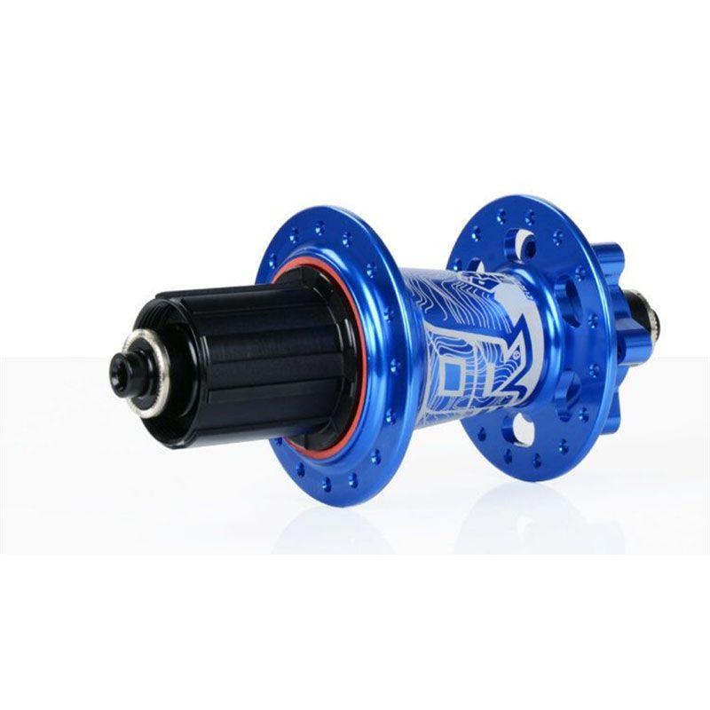 Новый Koozer XM490 уплотненных 4 подшипника MTB горный велосипед концентратора сзади концентратора 10*135 мм QR 12*142 мм через 32 отверстия Hub ТОРМОЗА
