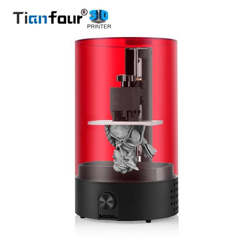 Sparkmaker UV curing SLA/DLP/LCD 3d printer print volume 98mm *55mm *125mm your first 3d Impresora for Jewelry dentistry models