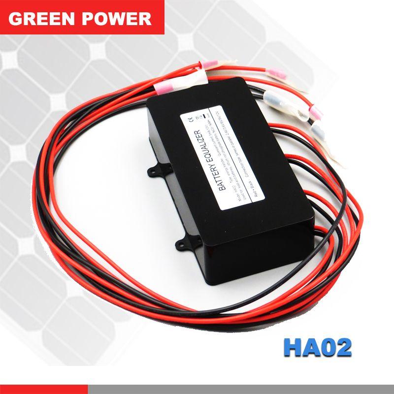 Batterie Equalizer HA02 2,4 V/3,6 V/6 V/9 V/12 V Blei-säure /lithium-eisen phosphat/nickelcadmium sekundäre Ni/MH Batterien Balancer