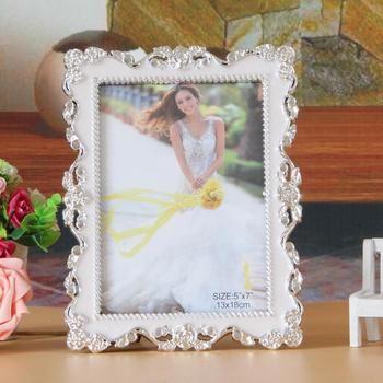 SUFEILE Meilleure Offre New Bonne Qualité Photo Vintage Cadre Décor À La Maison De Résine De Mariage Couple Photos 17SAN10D15