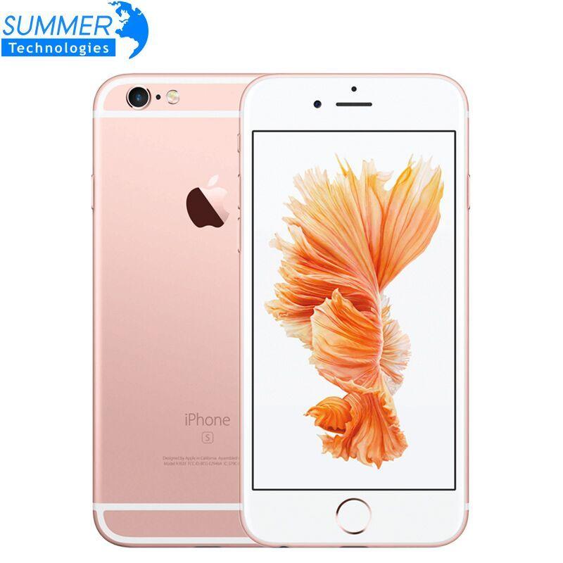 Smartphone Original débloqué Apple iPhone 6S 4.7