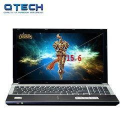 15.6 дюйма игровой ноутбук 8 ГБ Оперативная память 580 ГБ HDD Оконные рамы 10/7 DVD большой Тетрадь быстрый процессор intel 4 core AZERTY Русский Испанский кл...