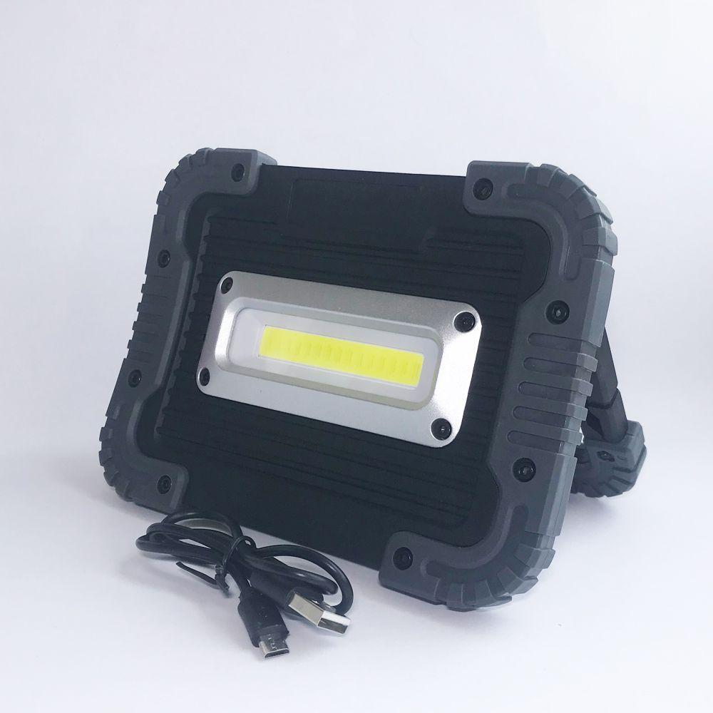 20 Watt PFEILER GEFÜHRTE Tragbare Licht Laterne Für Camping Led Arbeitsscheinwerfer Wiederaufladbare Outdoor Zelt Lampe ABS Wasserdichte Flutlicht 750LM