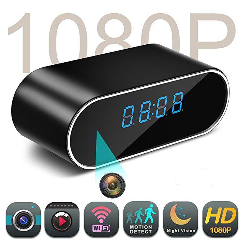 Mini Kamera WIFI HD 1080P Video Recorder Wireless IP Kamera für Indoor Hause 140 Winkel Nachtsicht Motion Drtection camcorder