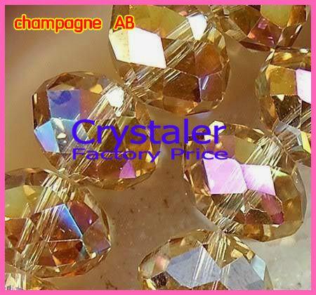 Бесплатная доставка! 5040 AAA Одежда высшего качества шампанское AB свободные кристалл Rondelle beads.2mm 3 мм 4 мм 6 мм 8 мм 10mm12mm