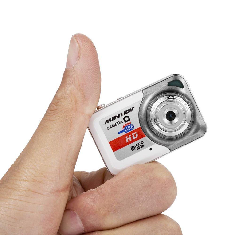 HD 1280*720 Ultra Portable Mini Camera Video Recorder Digital Small Cam Support TF Card Micro Secure Digital Memory Card