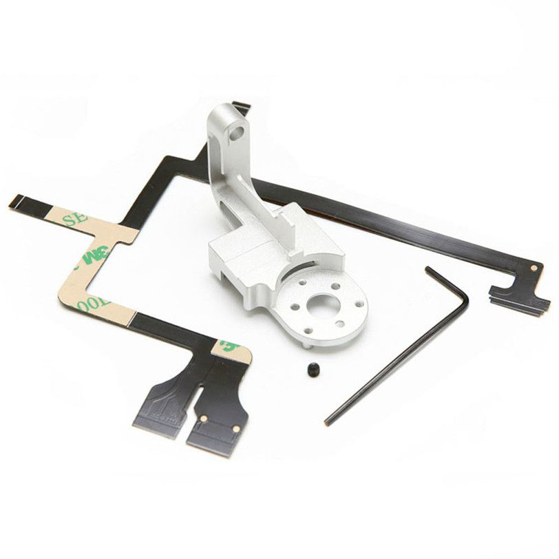 Gimbal Brackect Yaw+Flex Ribbon Cable For DJI Phantom 3 Pro &Adv Replacement Aug22 Professional Factory Price Drop Shipping