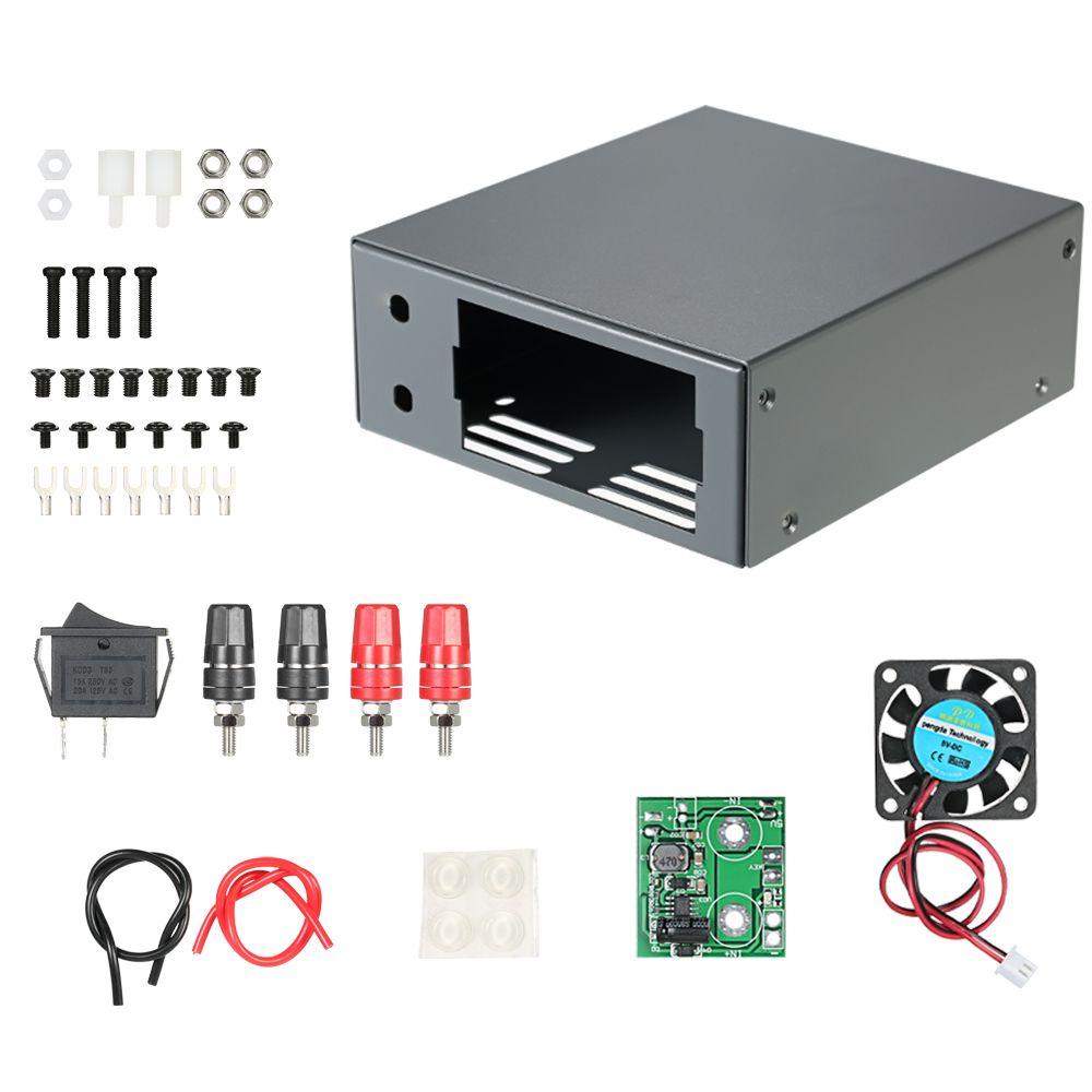 RD DP DPH DPS Cas alimentation Logement kit de bricolage Communication Interface Numérique Constant Tension Courant 1 convertisseur Boîtier