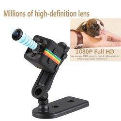 SQ11 HD 1080P Mini Camcorder Mini Camera CMOS Night Vision DVR Motion DV Voice Recorder Video Micro Camera mini cpy cam