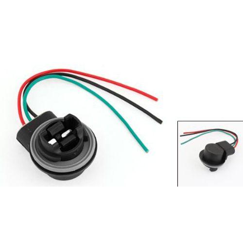 3157 LED Brake Backup Signal Light Socket Extension Harness Wire