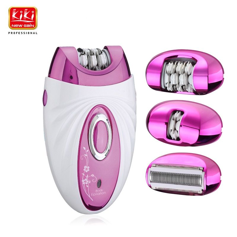 KIKI,Rechargeable Shaver and Epilator.hair remover.Skin care products.Lady Epilator.environment-friendly battery