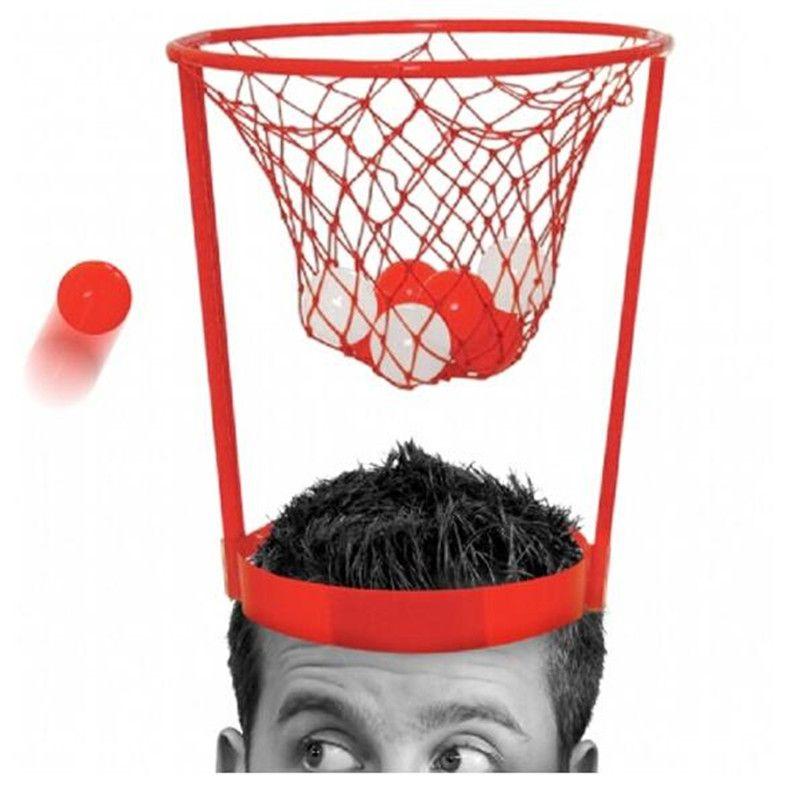 Подарки для гостей Basket Case повязка Хооп игры для детей смешные и Новинка игры Дизайн с 20 штук шарики игрушки