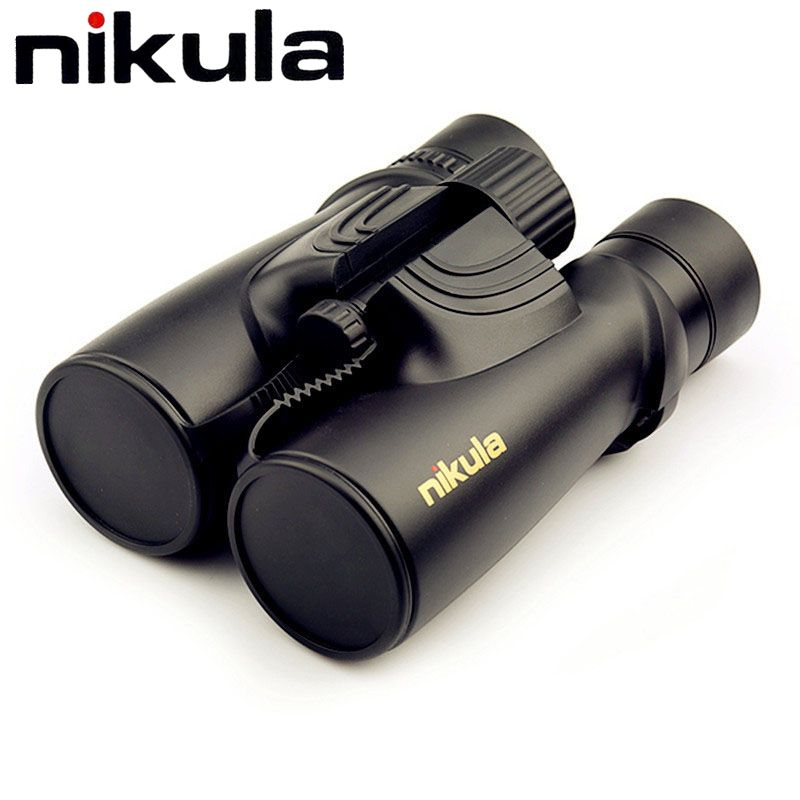 Nikula Binoculars 10x42 Professional Binocular Nitrogen Waterproof Powerful Hd Telescope Lll Night Vision For Hunting Compact