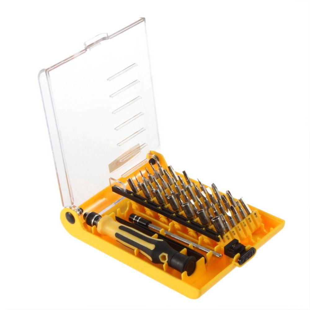 1 satz Geben Verschiffen-qualitäts 45in1 Torx Precision Schraubendreher Handy-reparatur-werkzeug-set Pinzette Mobil Kit heißer suchen