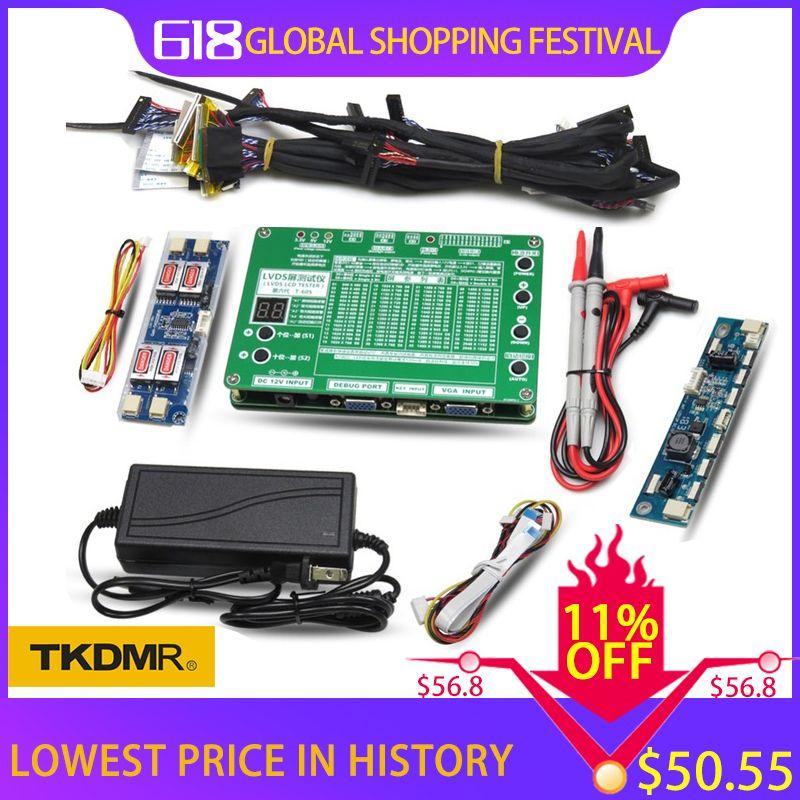 Le 6th génération ordinateur portable TV/LCD/LED outil de Test LCD panneau testeur soutien 7-84