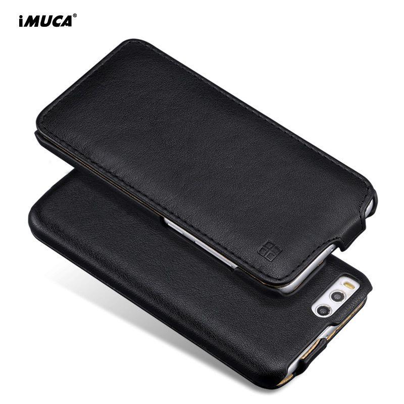 Luxus Ledertasche Für Xiaomi Mi 6 Mi6 Fall iMUCA Vollschutz brieftasche Flip-telefon Fall Für Xiaomi Mi 6 Abdeckung Coque