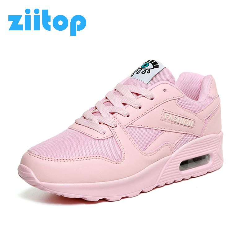 Summer Sneakers Women Running Shoes Krasovki Breathable Cushioning Sports shoes Female Trainers Zapatillas Deportivas Mujer