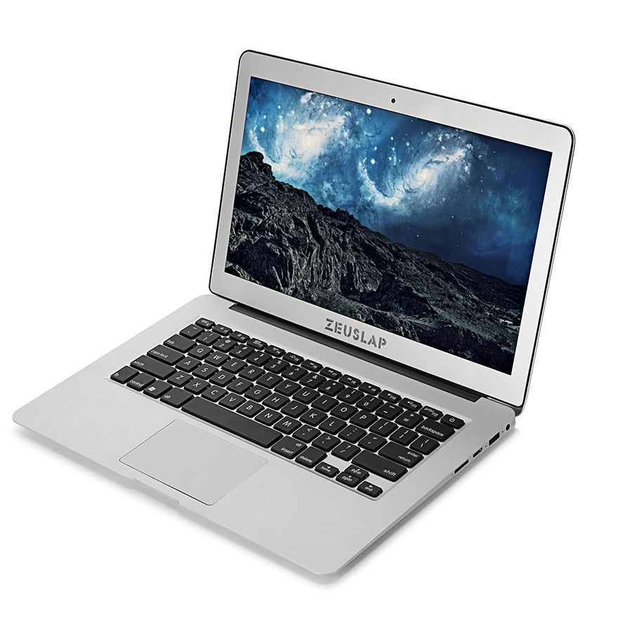 ZEUSLAP-X3 Intel Core i7-6500U CPU 13.3 inch 8GB Ram 256GB SSD Windows 10 System 1920x1080P Full HD Laptop Notebook Computer