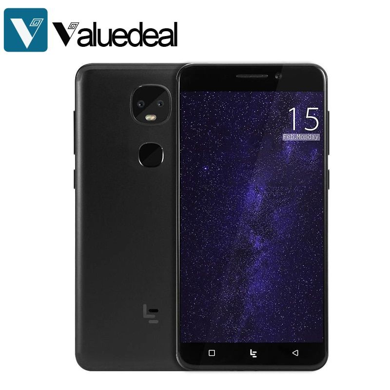 Original LeTV LeEco Le Pro 3 AI X650 5.5 Inch 4G LTE Smartphone Helio X27 Deca Core 2.6GHz 4GB 64GB Dual camera 13.0MP phone