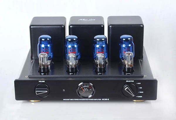 Meixing mingda MC368-B HIFI Vacuum Tube integrated Amplifier Push-pull amp KT88 * 4 6N8*2 6N9 * 2 UL: 50W * 2 TR: 35W*2