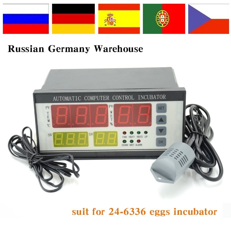 egg incubator controller automatic controller XM-18 for sale