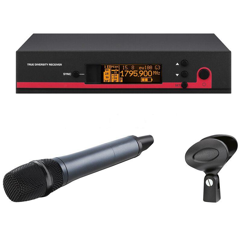 EW135G UHF Wireless Microphone System Mic Ew100G3 EW135 True Diversity Good Quality Working stably Clear Sound 1 Years warranty