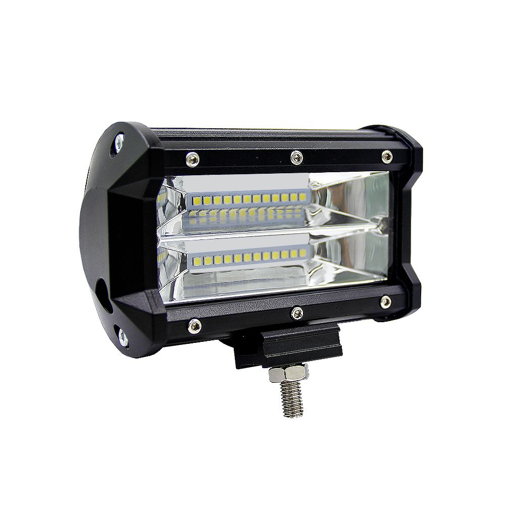 Offroad 5INCH 72W LED Work Light Bar <font><b>Spotlight</b></font> 12V 24V CAR TRUCK SUV BOAT ATV 4X4 4WD TRAILER WAGON PICKUP DRIVING LED LAMP