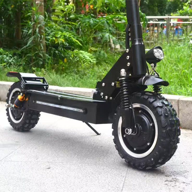 Brand new 60v 2400w 11 inch electric scooter with seat for adults, electric kick scooter