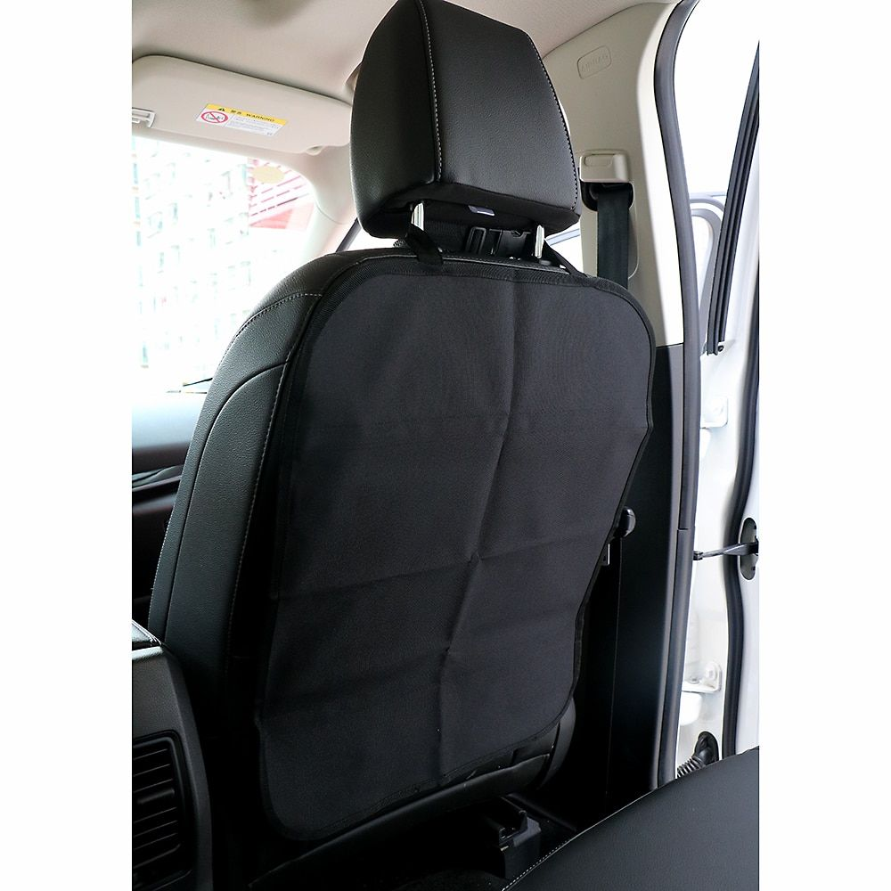 Car Seat Back Cover Protection from Children Baby Kicking Protect from Mud Dirt Auto Seats Covers Protectors