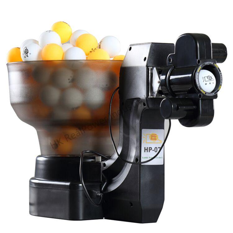 Tischtennis Roboter Ball Maschinen automatische ball maschine 36 spinnt hause üben maschine Anzug für 40 MM tisch tennic Ball