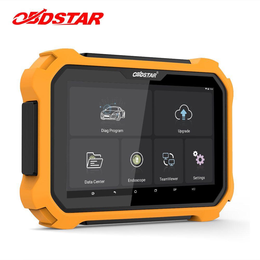 OBDSTAR X300 DP Plus Auto Key Programmer EEPROM/PIC Adapter Immobilizer Odometer Adjustment OBD2 Car Diagnostic Tool X300 PAD2