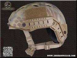 Тактический EM5659 баллистический шлем с высоким вырезом шлем XP спортивный велосипедный шлем ABS материал для страйкбола Paintbal 8 цветов M L