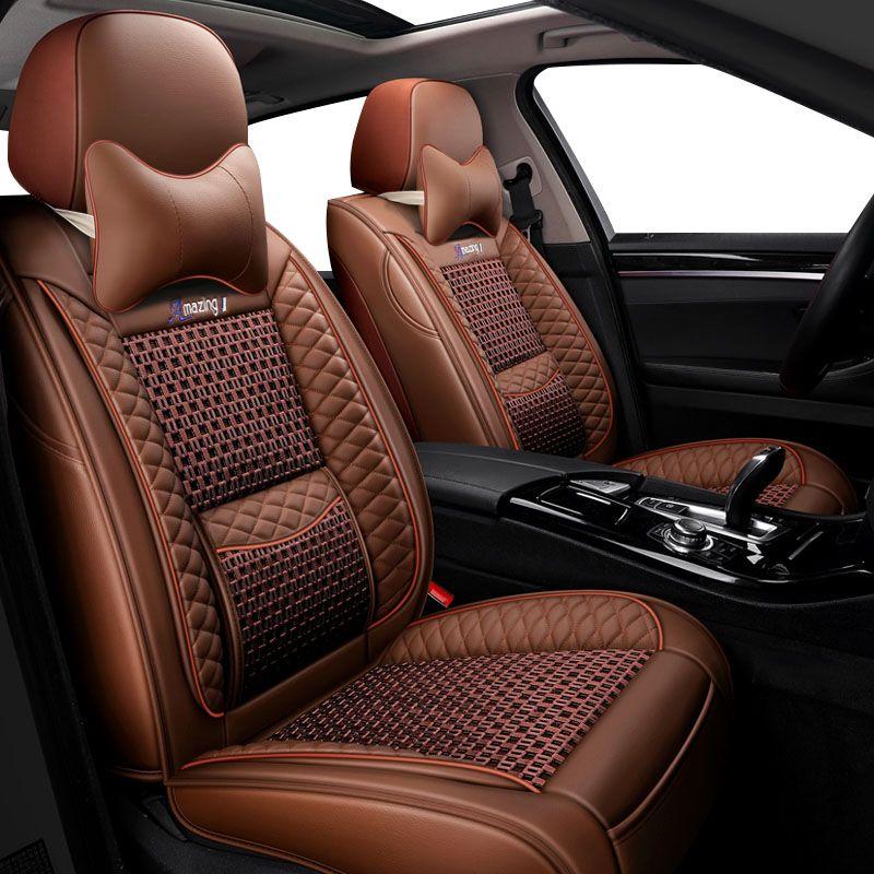 Car Believe car seat cover For nissan qashqai j10 almera n16 note x-trail t31 patrol y61 juke leaf teana cover for vehicle seats