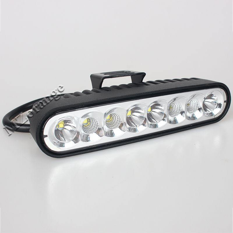 Brand New Universal 40 w 6 inch 12 v led car work light daytime running lights combo light off road 4 x 4 truck light