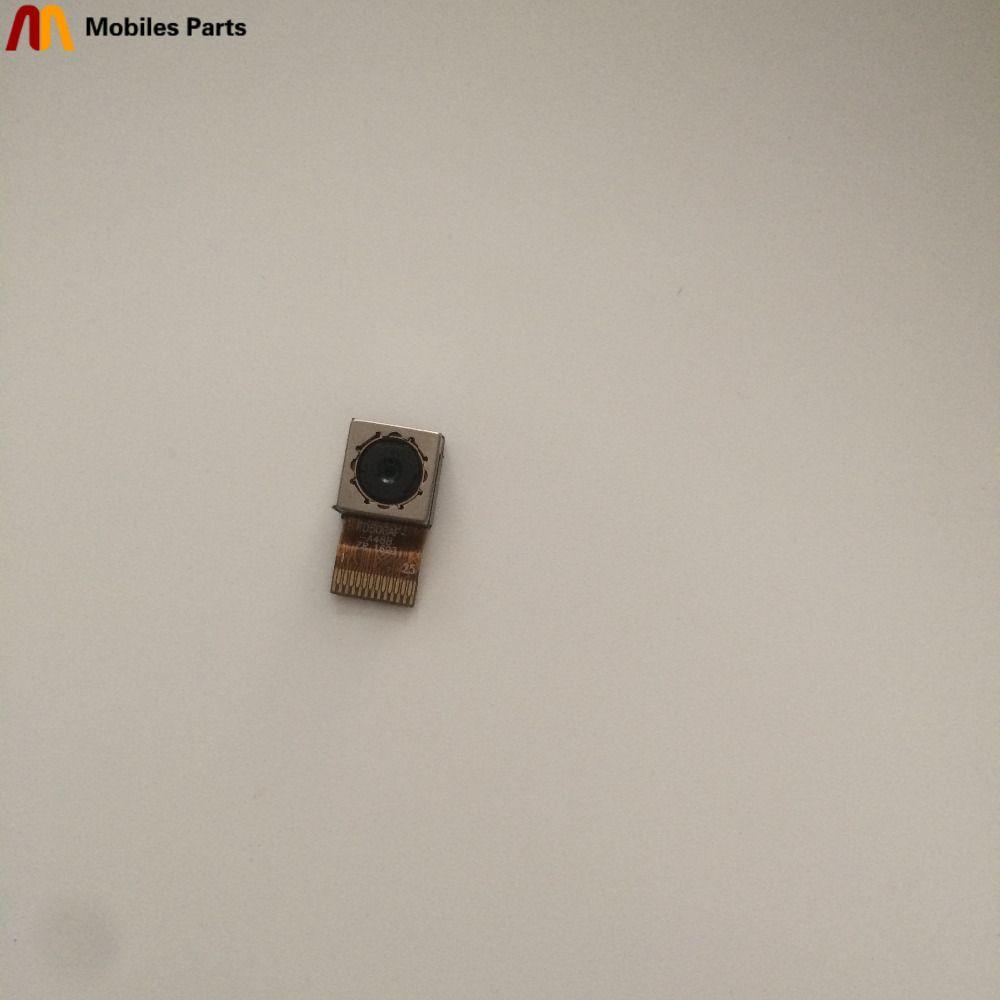 Utilisé Retour Caméra Arrière Caméra 5.0MP Module Pour Doogee X5 MAX Pro 5.0 Pouce HD 1280x720 MTK6737 Quad Core Livraison gratuite