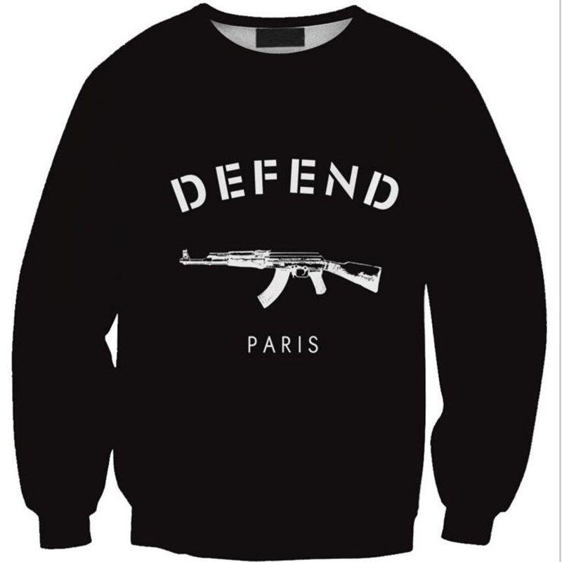 Новые 2018 женские и мужские пуловер с принтом с длинными рукавами хип-хоп Толстовки ll0164