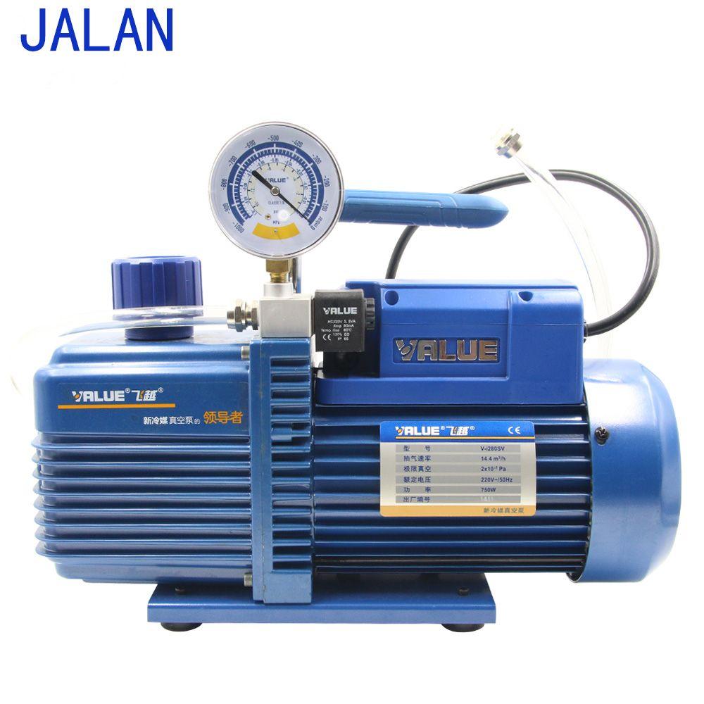 Wert marke 4 Liter vakuumpumpe für handy lcd reparatur starke leistungsfähige vakuumpumpe unterstützung ymj vakuum laminieren maschine