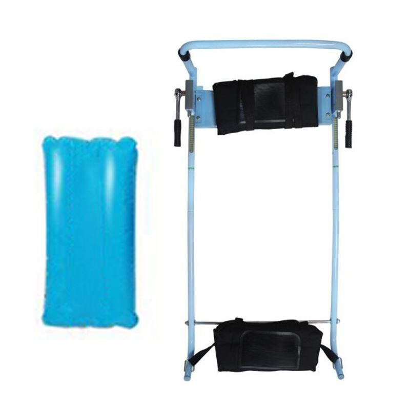 Efficient Cervical Spine Lumbar Spine Traction Bed Body Stretching Device 680681