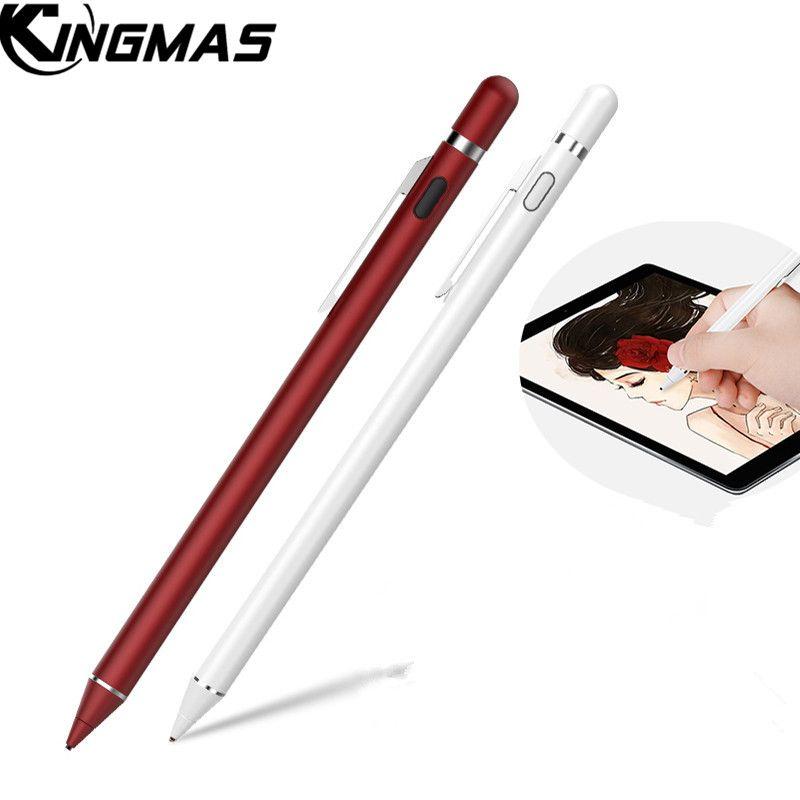 Für Apple Bleistift stylus Stift kapazität Hohe präzision touch Stift Für iPhone iPad Pro/1/2/3 /4/iPad 9,7 10,5 12,9 zoll
