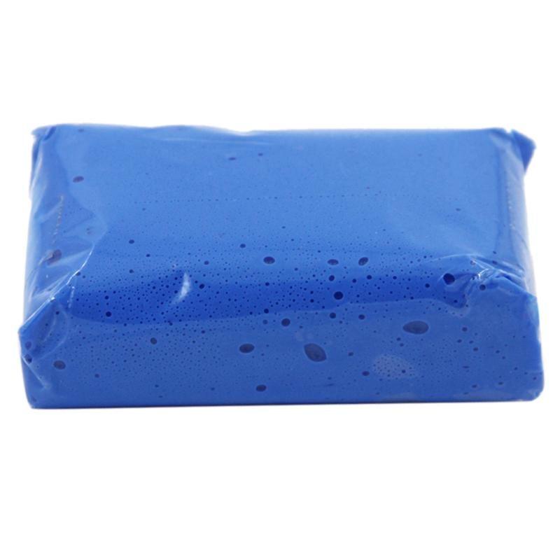 Quality 100g Magic Clean Clay Bar Car Truck Blue Cleaning Clay Bar Car Detail Clean Clay Care Tool Sludge Washing Mud Car Washer