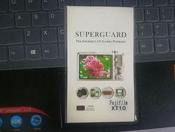 Baru kamera HD Screen Guard untuk Fujifilm FUJI XT10 XT20 HD Protector